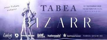 """TABEA-Show """"Bizarr"""" – Austragungs-Änderung"""